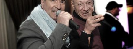 Cena spettacolo con Riccardo The Voice...