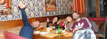karaoke al Brighton Rock