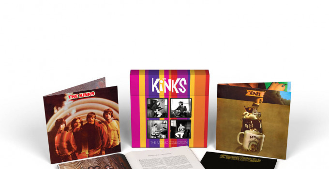 The Kinks - The Mono Collection
