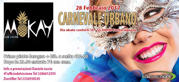 Carnevale Urbano al Mokay
